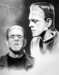 Frankenstein | by artisfire