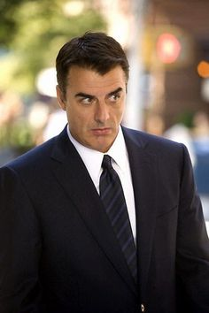 Chris Noth, always Mr. I'm gonna marry a lot of guys what can I say? Chris Noth, Sarah Jessica, Jessica Parker, Carrie And Mr Big, Kino Film, Blonde Boys, Star Wars, Good Wife, Film Serie