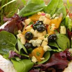 Blueberry Salsa Salad