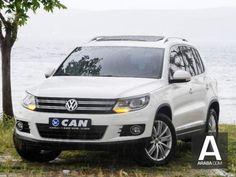 Volkswagen Tiguan 1.4 TSi White Night