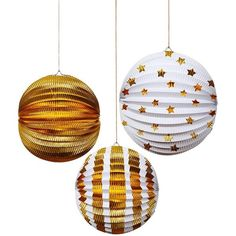 Party globe decorations ($16) ❤ liked on Polyvore featuring home, home decor, christmas, christmas home decor and christmas globe
