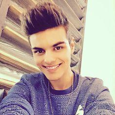 La  mia immagine preferita!!! Abraham Mateo idolo cantante singer spagnolo spanish attore actor  Bel ragazzo single <3 [Poco conosciuto in italia]