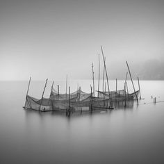 Silence: Black and White Fine Art Photography by Daniel Tjongari #inspiration #photography