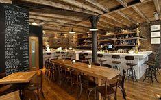 Aria - an italian wine bar in New York City
