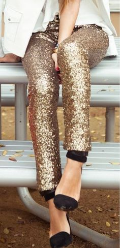 Glitter everything <3