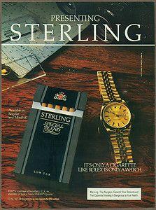 History's Dumpster: Forgotten Cigarette Brands History Of Tobacco, Cigarette Brands, Poster Ads, Vintage Advertisements, Vintage Posters, Retro, Aesthetics, Advertising, Smoke