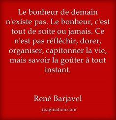 Citation BARJAVEL