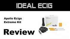 Apollo Ecigs Extreme Starter Kit - Review