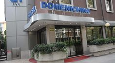 Hotel Domenichino Milano Hotel Domenichino is just 300 metres from Amendola Fiera Metro Station with links to Rho Fiera Milano exhibition centre and Milan Cathedral. It is near the MiCo congress centre and Fiera Milano City.