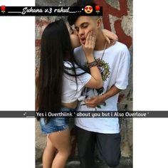 Cute Couple Names, Love Kiss Couple, Romantic Love Couple, Couple Pics, Beautiful Girl Facebook, Beautiful Girl Photo, Alone Girl Quotes, Girls Dpz, Boys Dpz