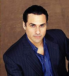 Maurice Bernard, loved him since I was a young teen...General Hospital!!!! ( Bi - Polar )