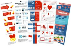 Free info graphic templates.
