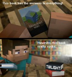 From an egg's guide to minecraft by element animation.