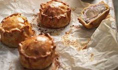 English Pork Pies with hidden Pickles and other recipes from middle England