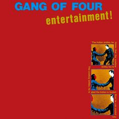 Gang Of Four – Entertainment!