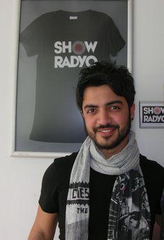 Yusuf Güney, 13 Mayıs Perşembe günü saat 14.00' te Show Radyo'da Hakan Demir'in konuğu oldu...