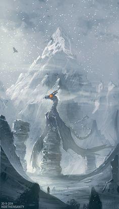 Night of the dragons by HideTheInsanity on DeviantArt