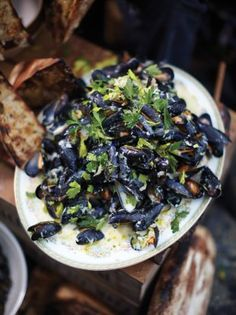 Highland Mussels | Seafood Recipes | Jamie Oliver Recipes