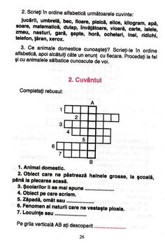 201944440 carti-culegere-de-exercitii-si-texte-gramaticale-clasele-1-… Classroom, Class Room