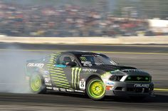 Ford signs on as official sponsor of Formula Drift for 2013 [w/video]