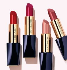 Pure Color Envy Lipstick One of my Estée Lauder favorites! Pin your beauty must-haves for a chance to win a $1,000 esteelauder.com shopping spree. #elsweeps