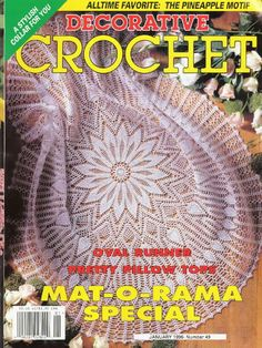 Decorative Crochet Magazines 33 - Gitte Andersen - Álbuns da web do Picasa