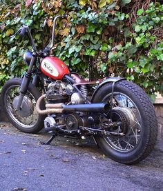 Harley Bobber Chopper — hhhtmcnerd:   hhhtmcnerd…& 3heads1tail