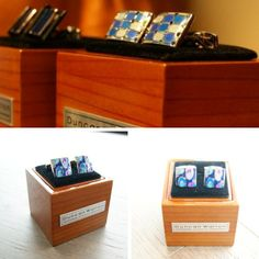 Duncan Walton Cuff Link - Wonderful gift item for any guy.  - $149.99 | Ensemble - A Men's Collection - Omaha, NE