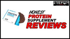 Myprotein Double Chocolate Chip Protein Cookie Review - Strength Oldschool reviews MyProtein's Double Chocolate Chip Protein Cookie.