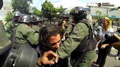 Miercoles de incontables detenciones / CARACAS 14 M - Esto seguirá/empeorará hasta que lo permitamos #CALLE #RESISTENCIA