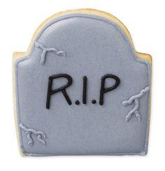 Graveyard Cookies #Halloween #MichaelsStores