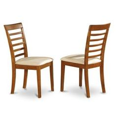 East West Furniture Bar Stool CFS Cafe Pub Counter Height Dining Chair (Set  Of 2) | Dining Chair Set, Bar Stool And Products
