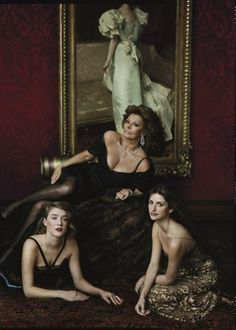 Legends of Hollywood for Vanity Fair  • Annie Leibovitz