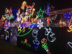 Christmas in Logan City 2016 Logan City, Neon Signs, Christmas, Image, Xmas, Weihnachten, Navidad, Yule, Noel