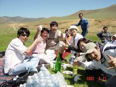 BBQ at Mongolia