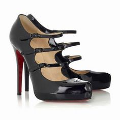 christian louboutin mary jane pump