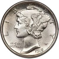 most expensive dimes | Mercury Dime Values (1916-1945) | CoinTrackers.com Project