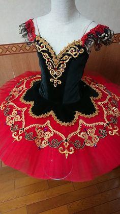 Kitri's Finale | Dancewear by Patricia