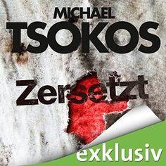 """Ein weiteres Hörbuch-Muss in meiner #AudibleApp: """"Zersetzt (True-Crime-Thriller 2)"""" von Michael Tsokos, gesprochen von David Nathan."""