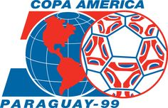 1999, Copa America Paraguay #Paraguay1999 #CopaAmerica #AmericaCup (L4536)