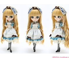 Aliexpress.com : Buy Pullip dolls classical p096 alice classical from Reliable doll toy suppliers on Enchanted Forest.