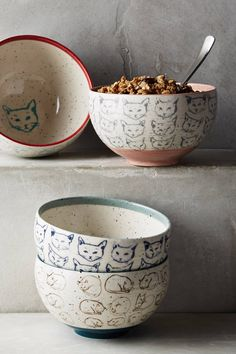 Shop the Cat Study Bowl and more Anthropologie at Anthropologie today. Read customer reviews, discover product details and more.