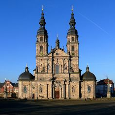 The Dom in Fulda, Germany