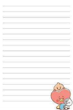 Kawaii Stickers, Cute Stickers, Bts Emoji, Kpop Diy, Bts Book, Cute Notes, Notebook Paper, Bts Drawings, Bts Chibi