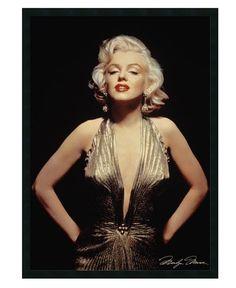 Amanti Art Wall Art, Marilyn Monroe Textured Framed Art - Wall Art - for the home - Macy's