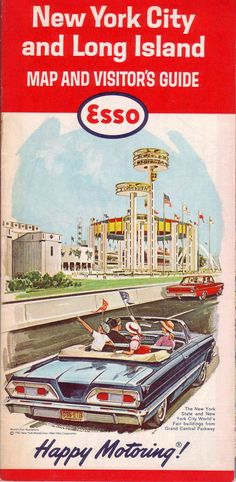 Esso and the New York World's Fair, 1964.