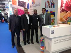 Colour Masterbatch Manufacturer; Sarsoli Colours participated in one of the biggest trade fair called K fair in Dusseldorf Germany.