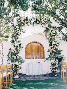 Gorgeous California Wedding in Manhattan Beach - MODwedding