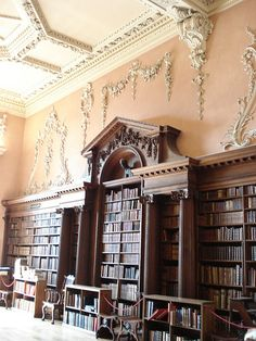 Christ Church College Library 2 - Oxford