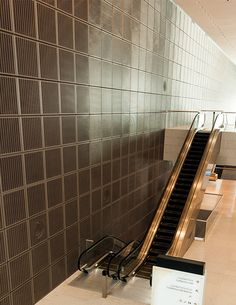 modern design with functionality and sustainability stainless steel wall cladding made of haver architectural mesh